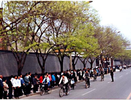 La persecución a Falun Gong se debilita 18 años después de una decisiva apelación